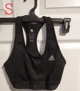 Small - Addidas Techfit Climate Sports Bra